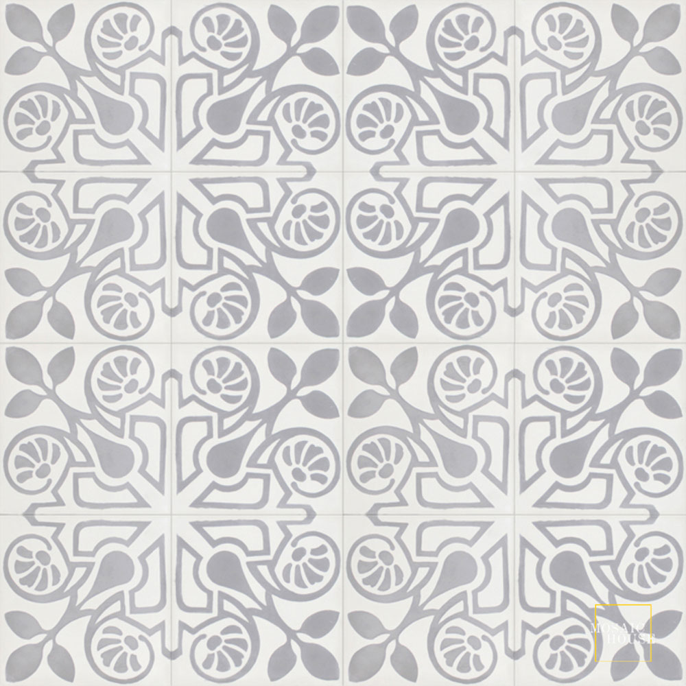 Brooklyn C14-24 - moroccan cement tile