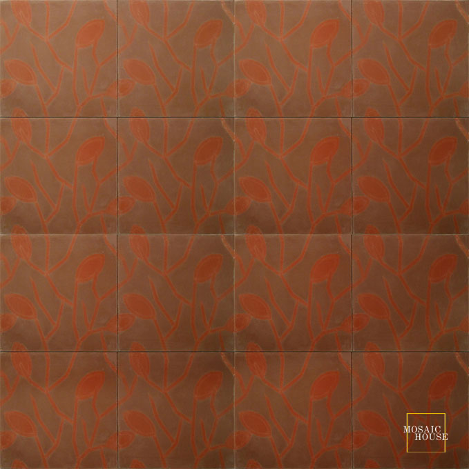 Lawa C26-10 - moroccan cement tile