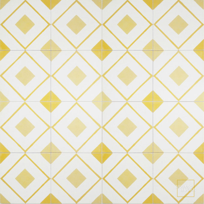 Moderno C14-2-15 - moroccan cement tile