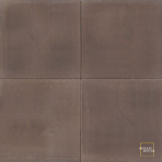 C5 Chocolate - moroccan cement tile