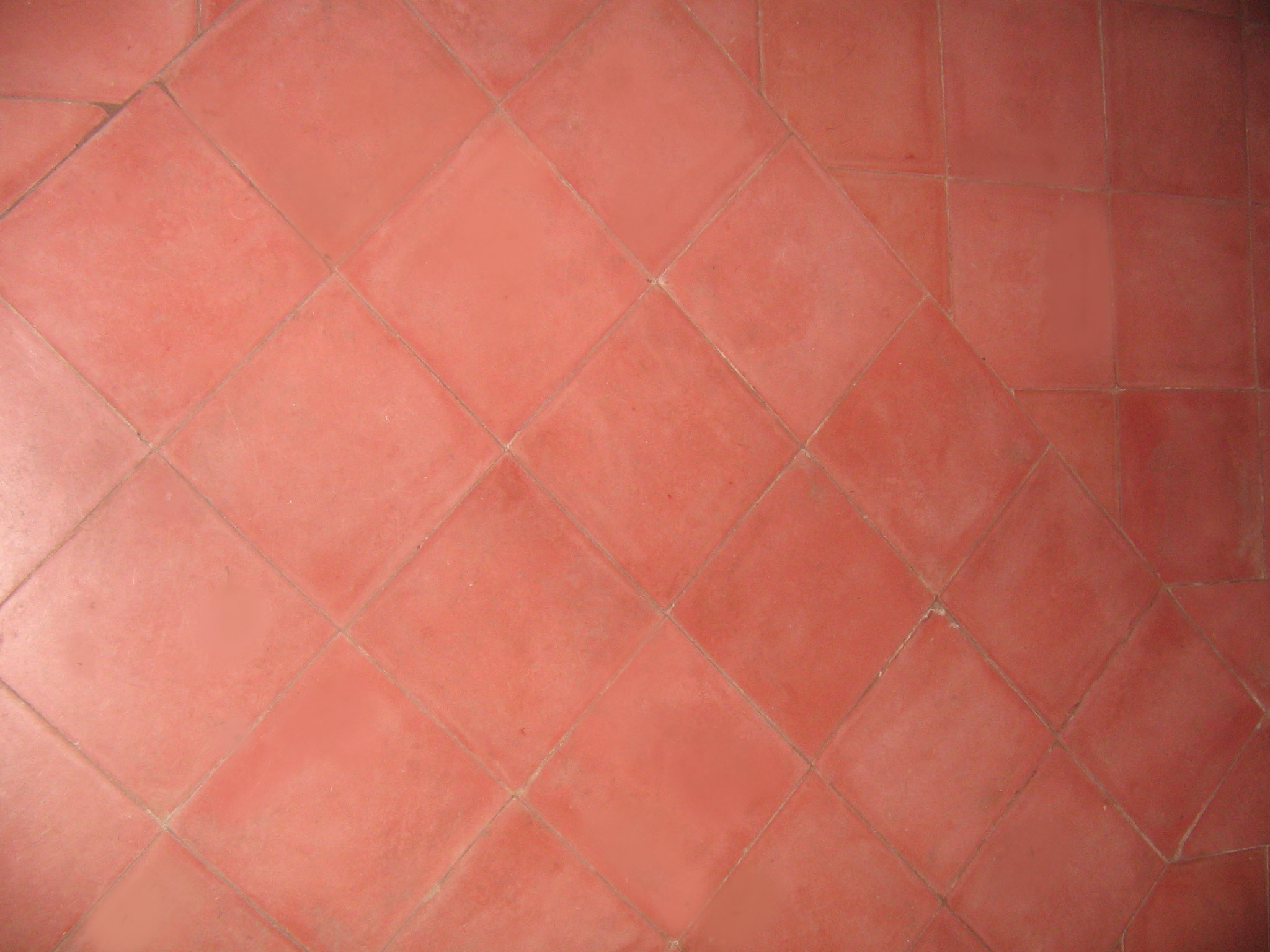 C25 Indian Red - moroccan cement tile