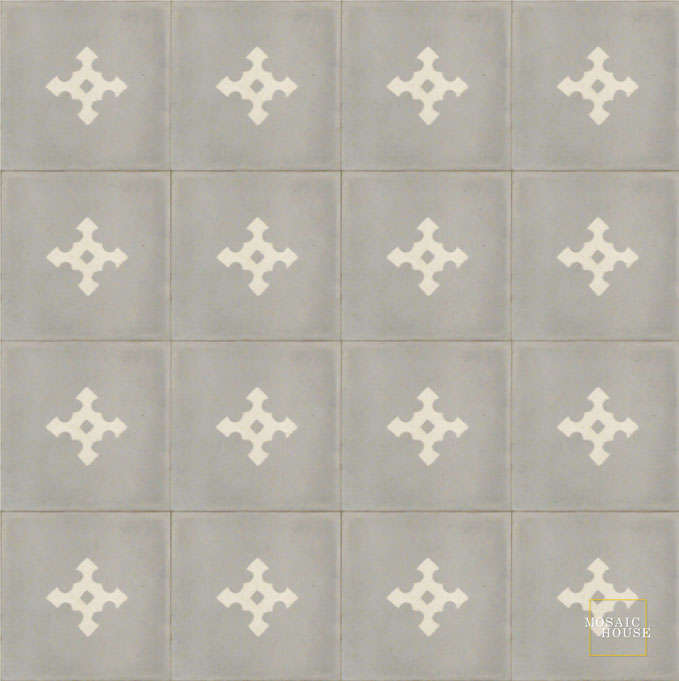 Stipa C24-14 - moroccan cement tile