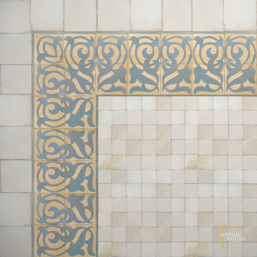Giselle 17 Chiseled Tile