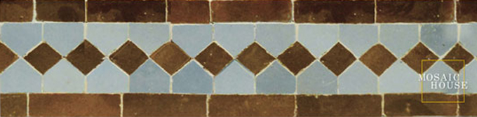 Dfira DRH-H 19-17 - moroccan mosaic tile