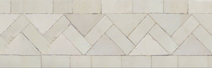 ZigZag S 1 - moroccan mosaic tile
