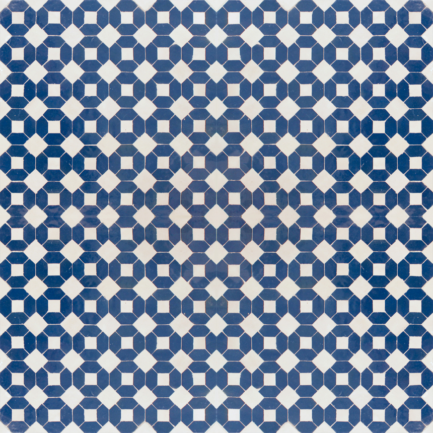 Jewel 15-1 mosaic field tile - moroccan mosaic tile