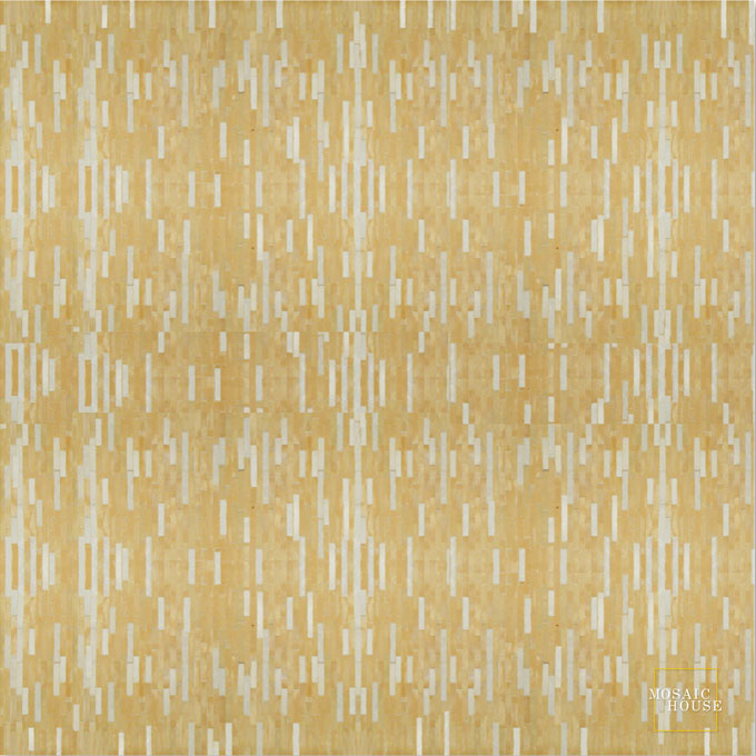 Linear 14-1 mosaic field tile - moroccan mosaic tile