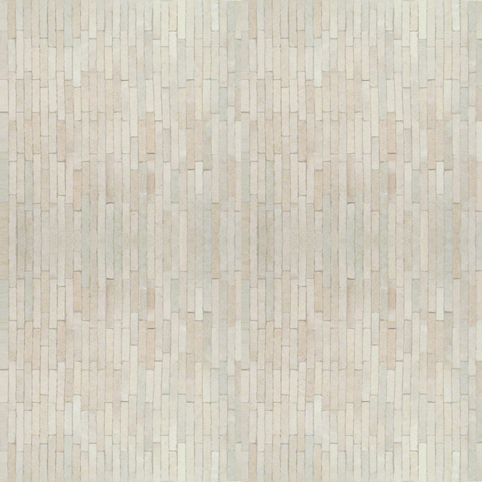 Linear 1 mosaic field tile - moroccan mosaic tile