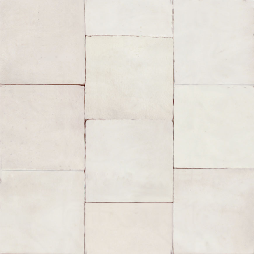 Mosaic House Moroccan tile MJD 4x4  solid zellige, mosaic, zellij, loose, size, glaze, squares, simple