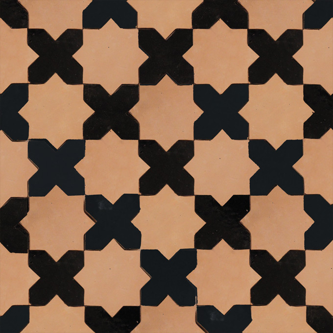 Mosaic House Moroccan tile Tanger Loose 4x4  solid zellige, mosaic, zellij, loose, size, glaze, stars, traditional