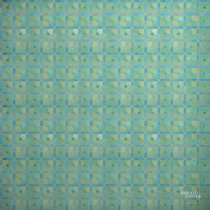 Madison 12-13 mosaic field tile - moroccan mosaic tile