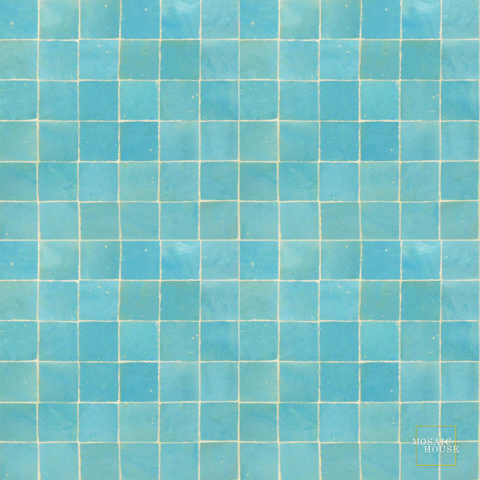 R'ceef 13 mosaic field tile - moroccan mosaic tile