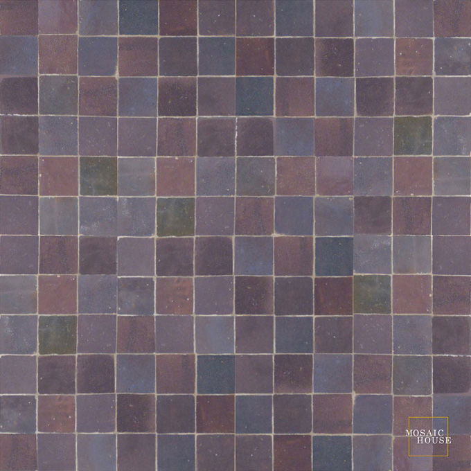 R'ceef 9 mosaic field tile - moroccan mosaic tile