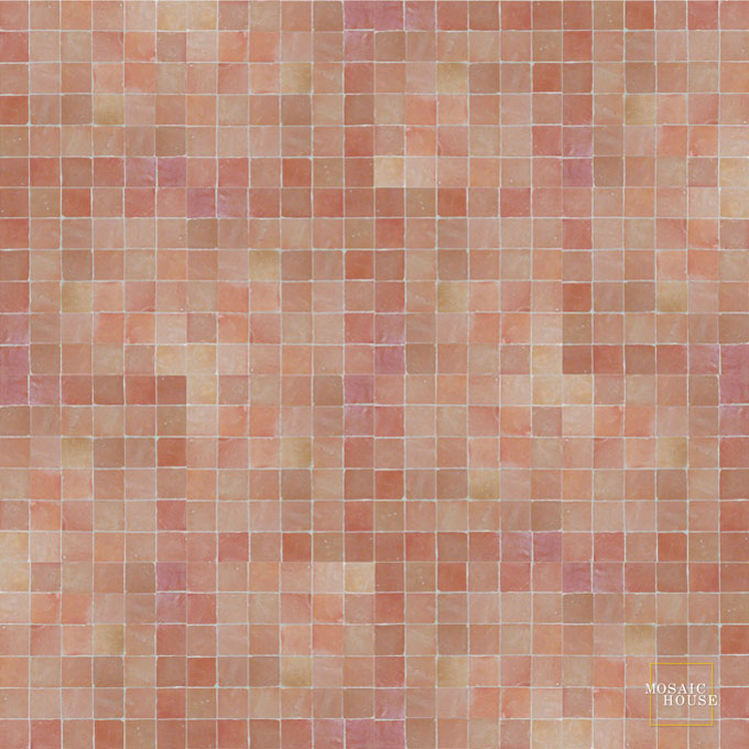 R'ceef 21 mosaic field tile - moroccan mosaic tile
