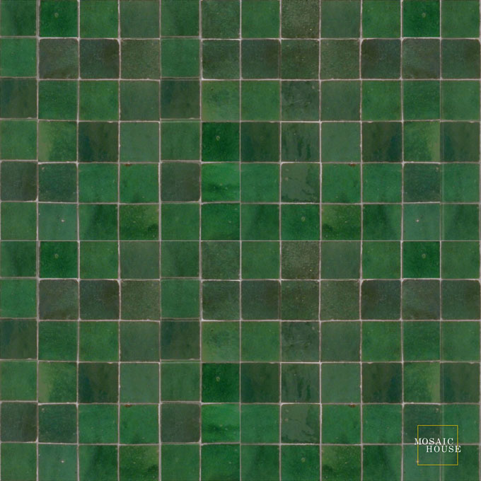 R'ceef 10 mosaic field tile - moroccan mosaic tile
