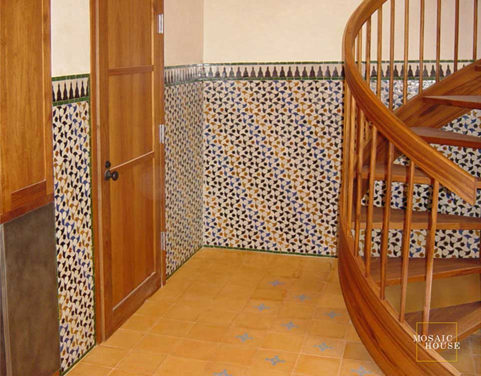 1100 Architect moroccan mosaic tile